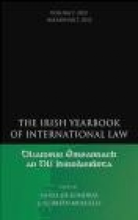 Irish Yearbook of International Law: Volume 7