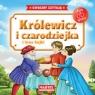 Królewicz i czarodziejka i inne bajki + CD