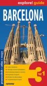 Barcelona- Zestaw Przewodnikowy 3 w 1 (wydanie 4) .