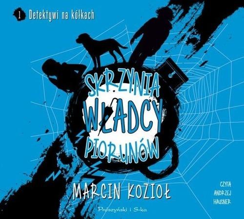 Skrzynia władcy piorunów  (Audiobook) (Audiobook) Kozioł Marcin