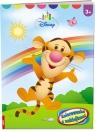 Disney Maluch Kolorowanka z naklejkami