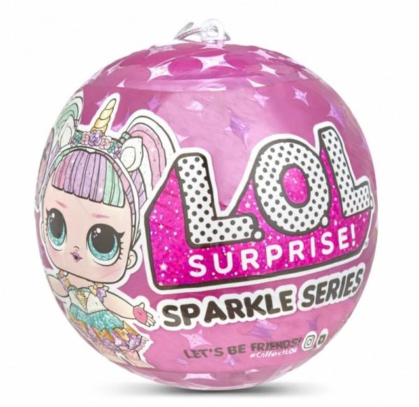 Figurka L.O.L. Surprise Brokatowa 1 szt. (559658E7C)