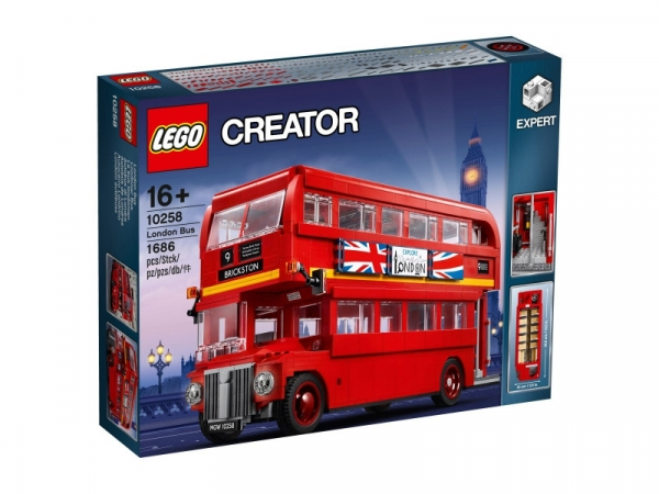 Klocki Creator Expert 10258 Londyński autobus (10258)
