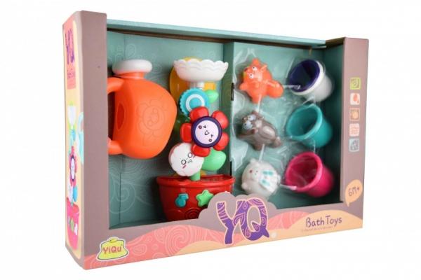 Zestaw zabawek do wody-kwiatek (YQ8201)