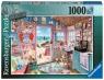 Puzzle 1000: Chatka na plaży (15000)