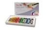 Kredki Pastele do tkanin 15 kolorów PENTEL