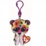 Beanie Boos Giselle - Tęczowy lampart z rogiem
