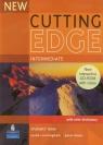 Cutting Edge New Intermediate Student's Book z płytą CD