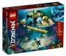Lego Ninjago: Wodny mech Lloyda (71750)