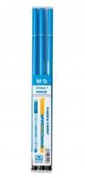 Wkłady do długopisu usuwalnego 0,5 mm
