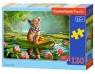 Puzzle Tiger Lily 120 elementów