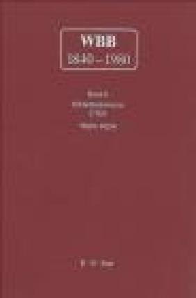 WBB 1840-1980 Band  6