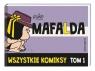 Mafalda Wszystkie komiksy. Tom 1