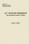 Let Wives Be Submissive