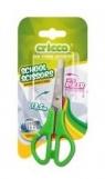Nożyczki szkolne z linijką 13,5cm CRICCO (CR405)
