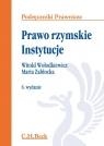 Prawo rzymskie Instytucje  Wołodkiewicz Witold, Zabłocka Maria