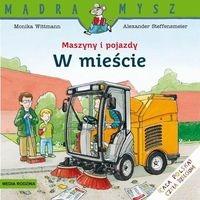 Maszyny i pojazdy W mieście Wittmann Monika