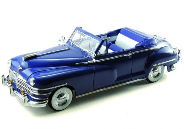 SIGNATURE Chrysler New Yorker 1948