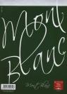 Notes A5 Mont Blanc w linie 70 kartek
