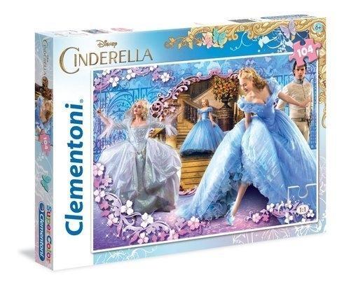 Puzzle 104 el.Cinderella (27929)
