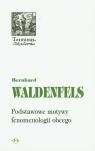 Podstawowe motywy fenomenologii obcego Waldenfels Bernhard