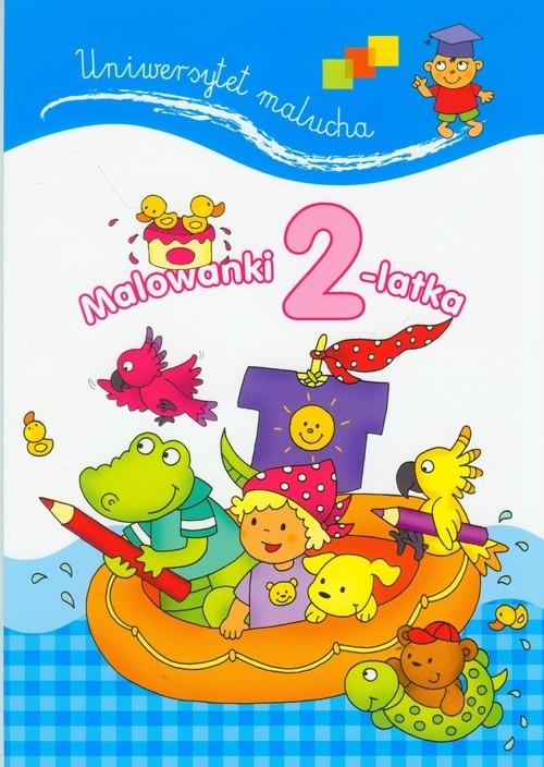 Malowanki 2-latka Wiśniewska Anna