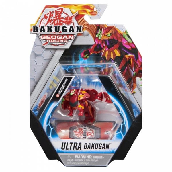 Figurka Bakugan kula Delux Geogan Rising Horus czerwony (6061538/20132901)