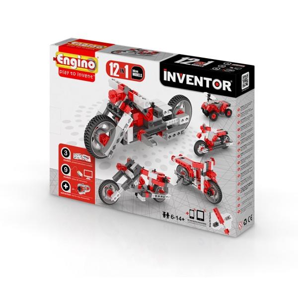 ENGINO Inventor 12 models motorbikes (1232)