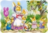 Puzzle 30 Rabbit Family (03297)