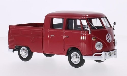 Volkswagen T1 DoKa (red)