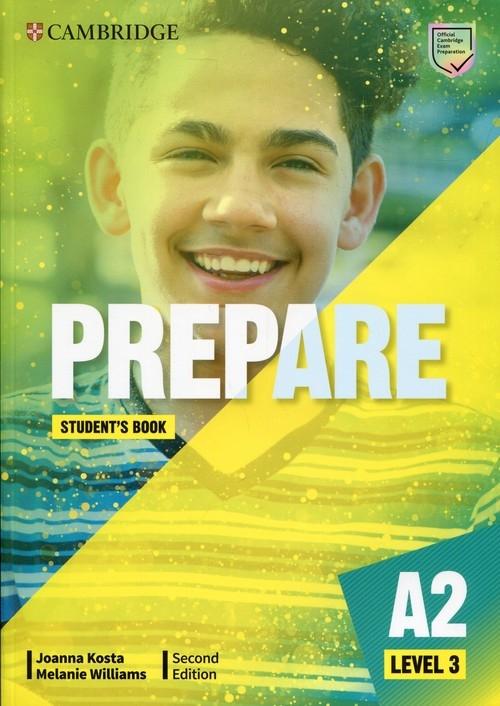 Prepare 3 A2 Student's Book Kosta Joanna, Williams Melanie