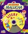 Akademia malucha Litery z płytą CD