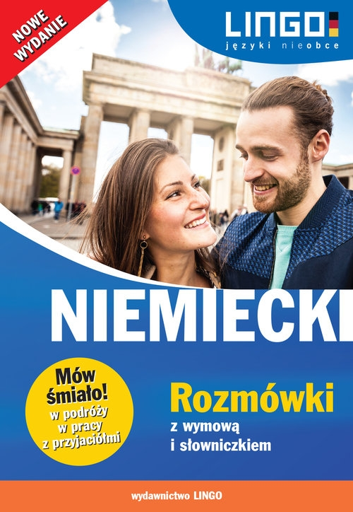 Niemiecki Rozmówki z wymową i słowniczkiem Nowe wydanie Dominik Piotr