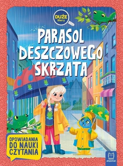 Parasol deszczowego skrzata Giełczyńska-Jonik Agata