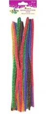 Druciki kreatywne prążki, 25 sztuk