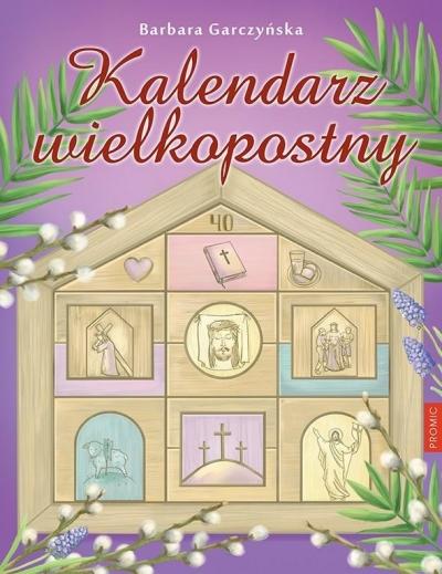 Kalendarz wielkopostny Barbara Garczyńska