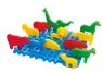 Klocki Konstrukcyjne Mini Zwierzyniec - 13 elementów (901298)