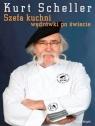 Szefa kuchni wędrówki po świecie