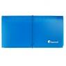 Teczka z przegródkami Titanum DL - niebieska (302313)