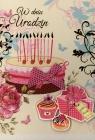 Karnet Urodziny n naklejanymi cyframi HM-200-1228