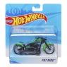 Hot Wheels: Motocykl Street Power - Fat Ride
