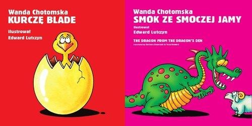 Kurczę blade / Smok ze smoczej jamy Chotomska Wanda, Lutczyn Edward