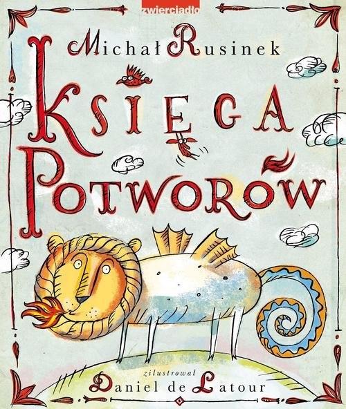 Księga Potworów Rusinek Michał