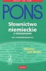 Słownictwo niemieckie z ćwiczeniami