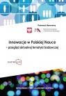 Innowacje w polskiej nauce - przegląd aktualnej tematyki badawczej praca zbiorowa