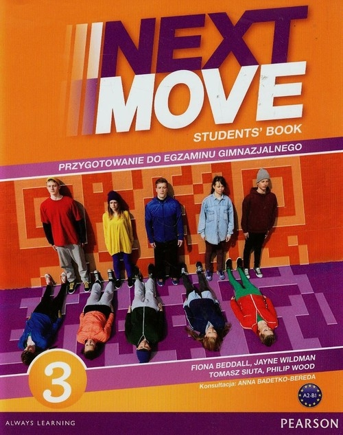 Next Move 3 Student's Book Beddall Fiona, Wildman Jayne, Siuta Tomasz