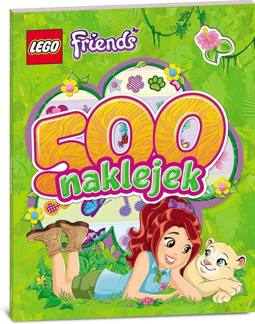 LEGO Friends 500 naklejek