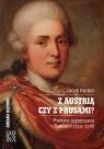 Z Austrią czy z Prusami Polityka zagraniczna Saksonii 1774-1778