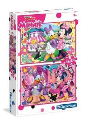 Puzzle 2x20 Minnie Happy Helper (07029)