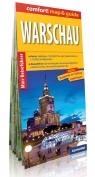 Warschau 2w1 przewodnik i mapa